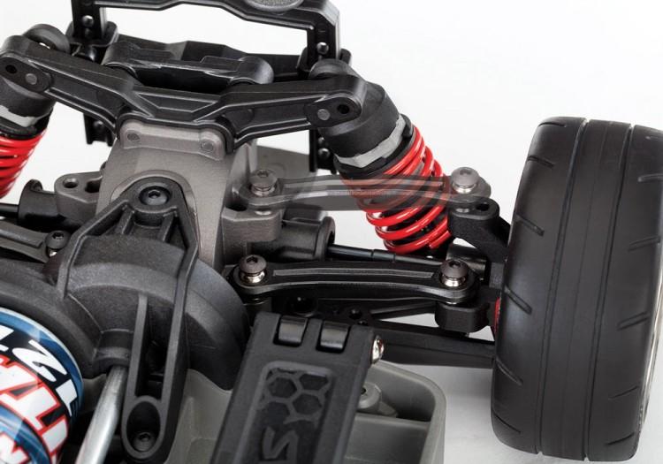 o kart på nett Ford Mustang GT 1/10 4WD RTR TQ w/o Batt & Charger | RC Mester