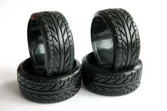 V-Rage Drift Tires 1/10 26mm 4pcs