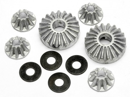 HPI101087 - STEEL DIFFERENTIAL GEAR SET
