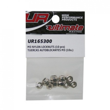 M3 LOCKNUTS (10pcs.)