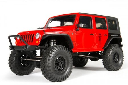 Axial SCX10 Jeep Wrangler Rubicon KIT