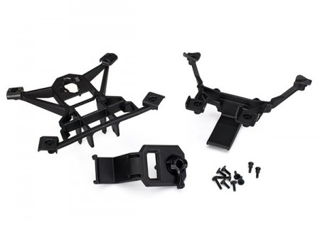 Body mounts front & rear (8)