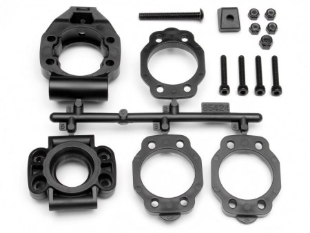 HPI 85424 Rear Hub Carrier Set