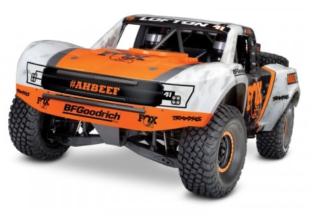 Traxxas Unlimited Desert Racer 4WD Electric Race Truck 1/7