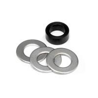 HPI Metal Spacer Set 5x7.5x5.3mm - Savage X