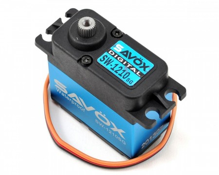 Savöx SW-1210SG Waterproof 6V Digital /Metal drev