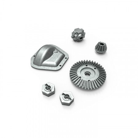 Gmade GA60 axle gear and hardware set