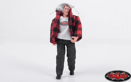 RC4WD Action Figure - Mike