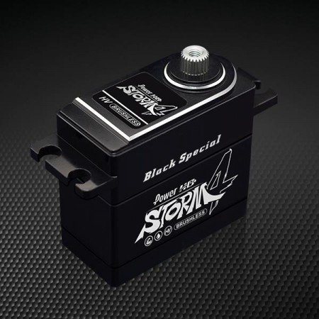 Power HD Storm 4 Brushless HV Servo 25kg/0.085s