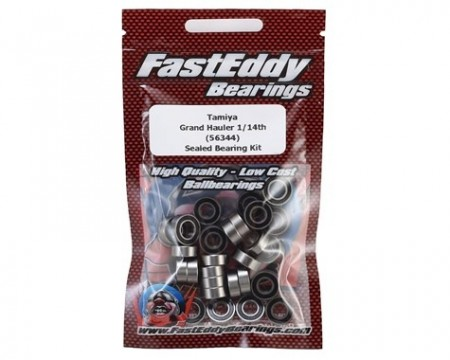 Tamiya Grand Hauler 1/14th (56344) Sealed Bearing Kit