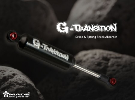 Gmade G-Transition Shock Black 90mm (4) (1/10 crawler and truck)