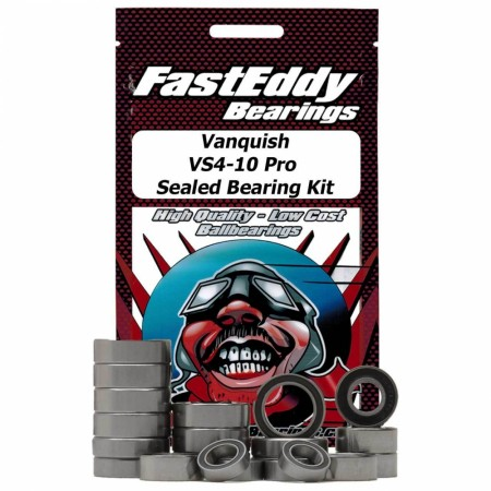 Vanquish VS4-10 Pro Sealed Bearing Kit