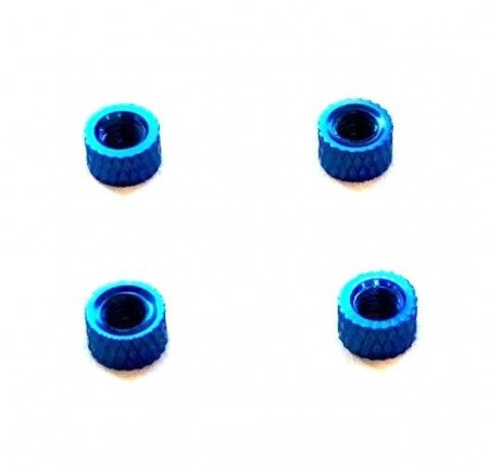 Hobbywing M3 4mm Spacers 4stk