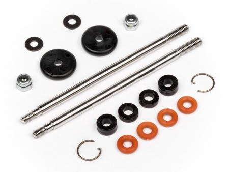 HPI-101093 Rear Shock Rebuild Kit