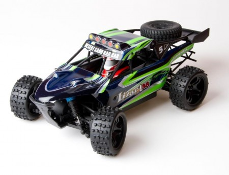 HSP Lizard Buggy 1:18 Brushed - Komplett