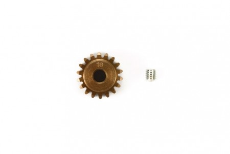 RC 06 MODULE PINION GEAR 18T