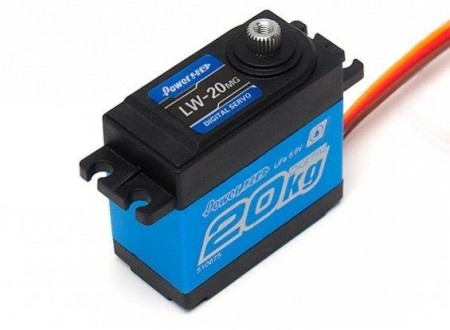 Power HD LW-20MG Waterproof Servo 20kg/0.16s