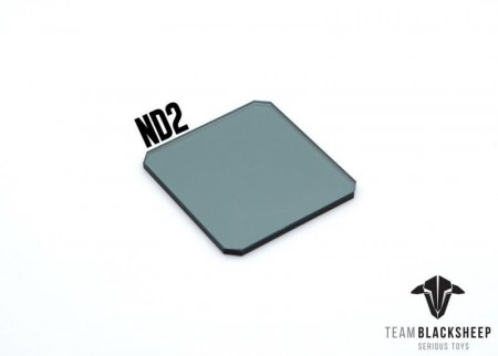 Team Blacksheep TBS Glass ND Filter - ND2
