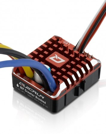 Hobbywing Quicrun WP1080 Brushed Crawler ESC 2-3S