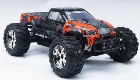 BSD 1/10 Monster Truck Børste