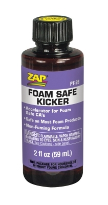 ZAP Foamsafe Kicker Spray PT28