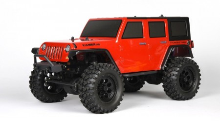 Thunder Tiger Kaiser XS Crawler RTR 1/14 Scale Electric 4WD