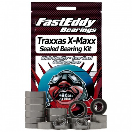 Traxxas X-Maxx Sealed Bearing Kit