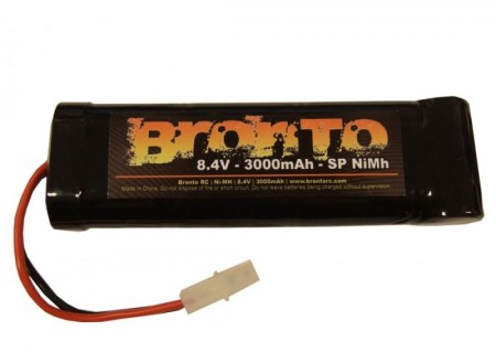 Drivbatterier NiMh 8,4V