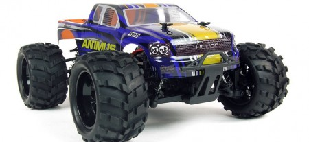 Helion 1:18 Animus Monster Truck 4x4
