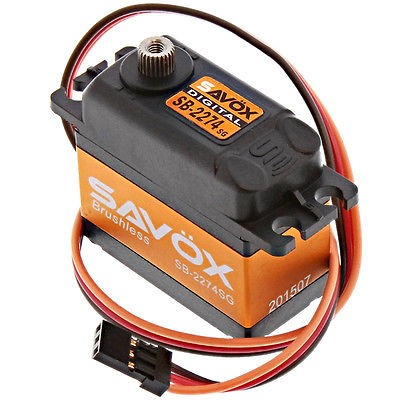 Savöx SB-2274SG Brushless 7.4V std.size