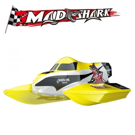 Joysway Mad Shark V2 Brushed - 25km/t - 2.4G RTR