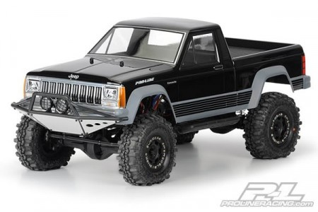 Pro-Line Jeep Comanche Full Bed Body, for 313MM crawler.