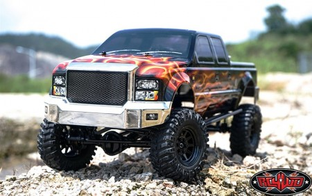 RC4WD Terrain RTR Truck Kit m/Crusher Body set