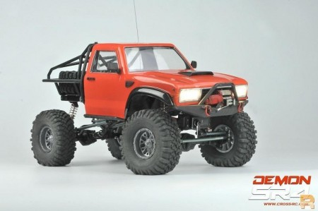 Cross RC SR-4 Demon 1/10 4x4 Skala Crawler KIT