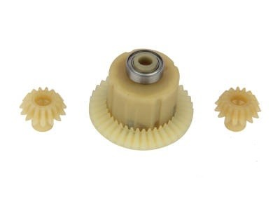 HLNA0665 HD Differential, Complete (18-US) (Incl Brushless)
