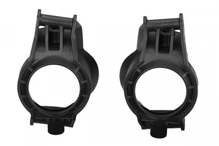 Traxxas Caster blocks (c-hubs), left and right