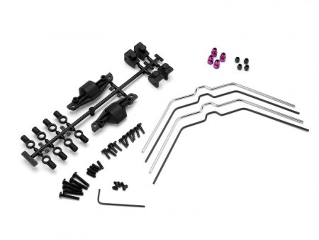 HPI Sway Bar Set (Front/Rear) - Savage X