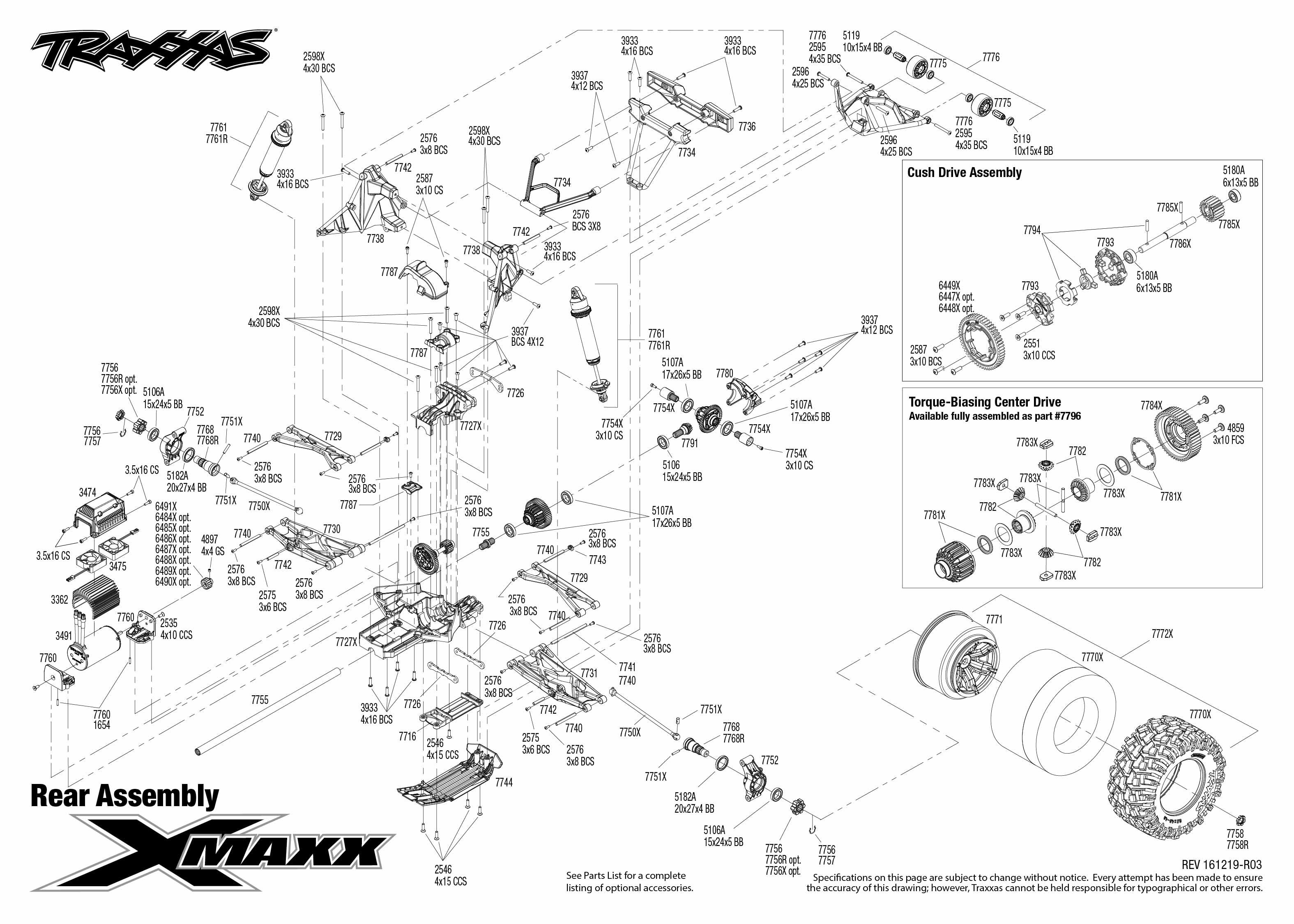 Traxxas X Maxx 8s 4wd Brushless Tqi Tsm Rc Mester Din Radiostyrte Wiring Diagram Rims Bcs Produktanmeldelser 0